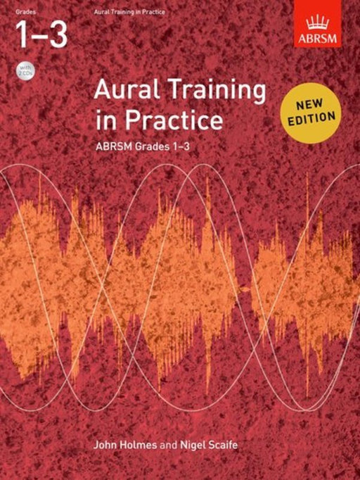 ABRSM Aural Training in Practice with CD