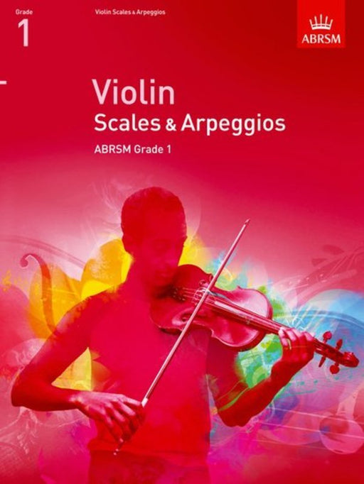 ABRSM Violin Scales & Arpeggios Graded Books