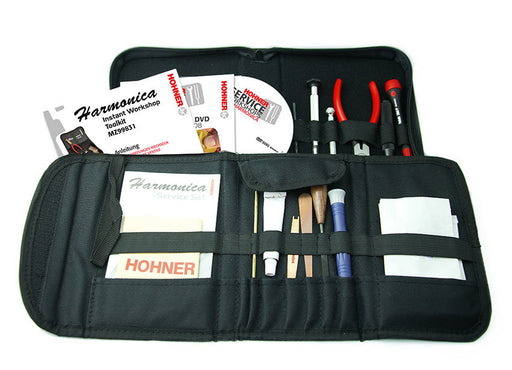 Hohner Harmonica Instant Workshop Toolkit