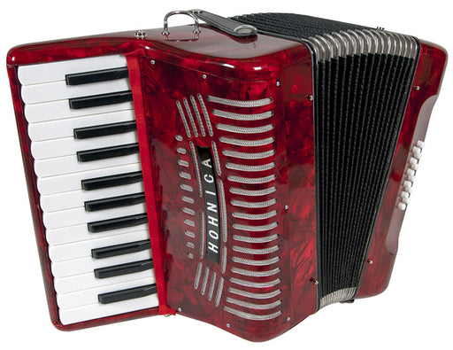 Hohner Hohnica 12 Bass Chromatic Accordion