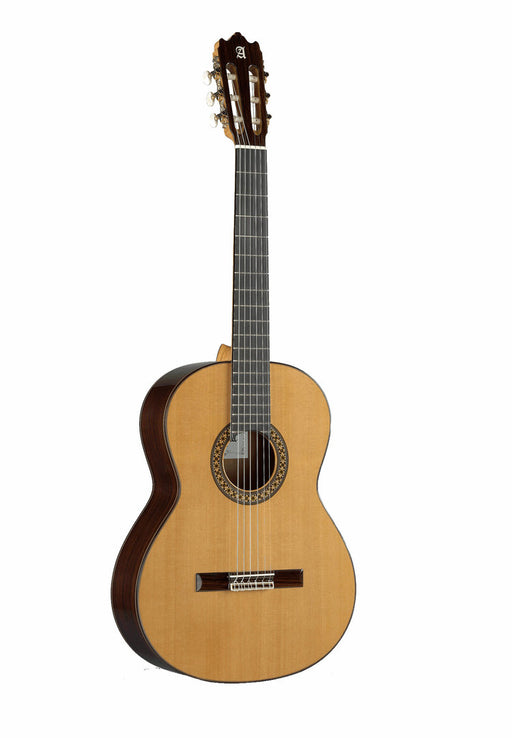 Alhambra 4P Solid Red Cedar Top Classical Guitar