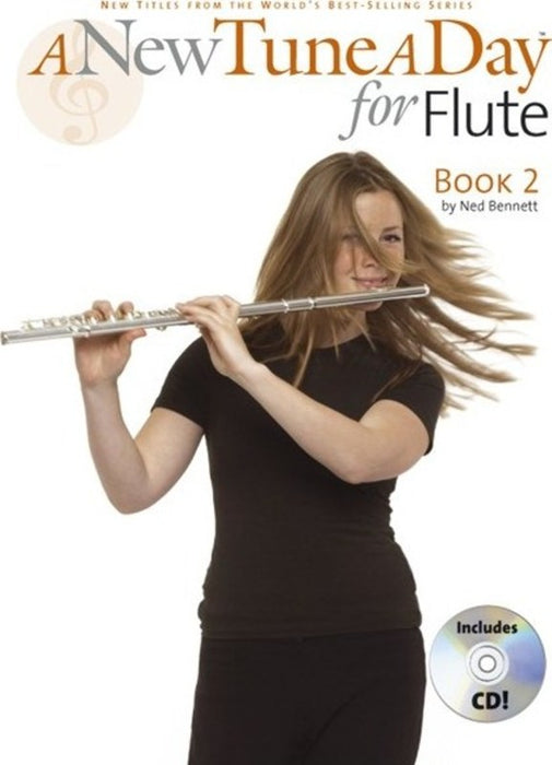 A New Tune a Day Flute Book/CD