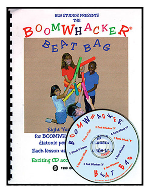 Boomwhackers Beat Bag Book/CD