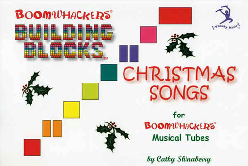 "Boomwhackers ""Building Blocks Christmas Songs"" Book Only"