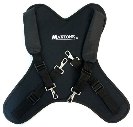 Maxtone Padded Marching Bass Drum Carrier Harness
