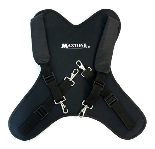 Maxtone Padded Marching Snare Drum Carrier Harness