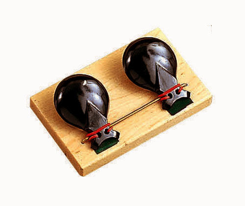 Peace Table Top Concert Castanets
