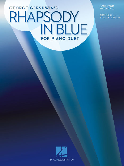 Rhapsody in Blue 1 Piano 4 Hands - Later Intermediate to Advanced Level