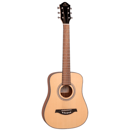 Gilman GBY10 Mini Dreadnought Traveller Acoustic Guitar