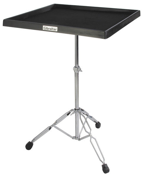 Gibraltar Professional Double Braced Percussion Table On Stand