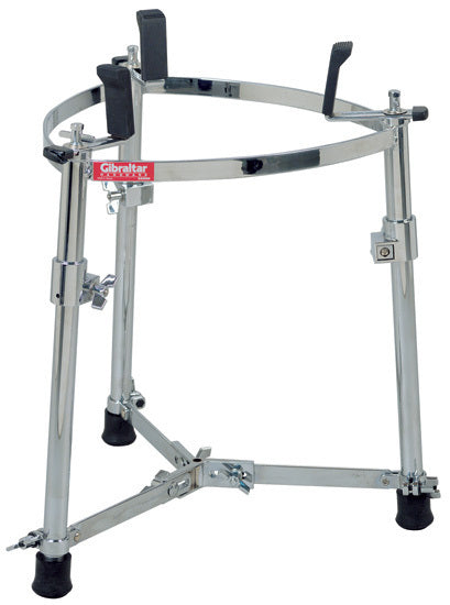 Gibraltar Medium Single Conga Stand with Adjustable Height