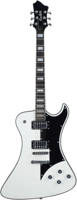 Hagstrom Fantomen Guitar in White Gloss