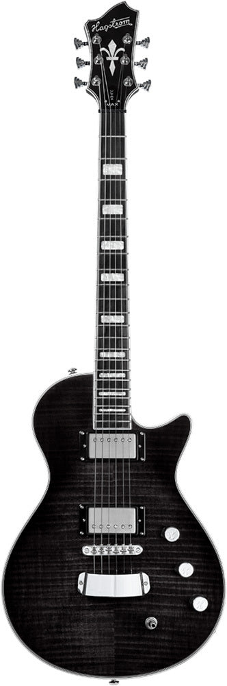 Hagstrom Ultra Max Guitar in Dark Storm