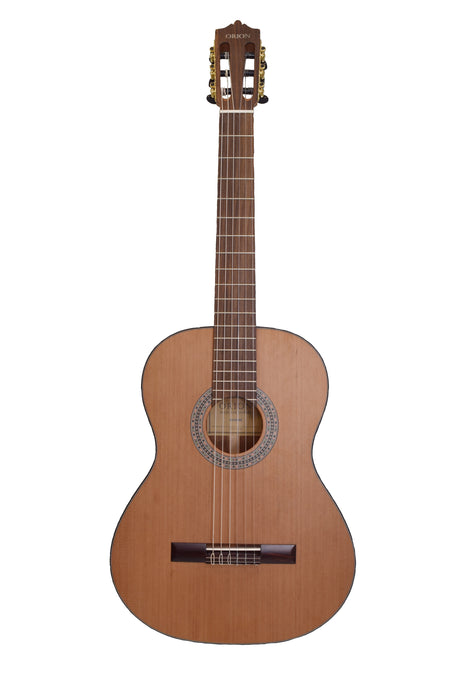 ORION OCG50C Solid Cedar Top Guitar Complete Pack