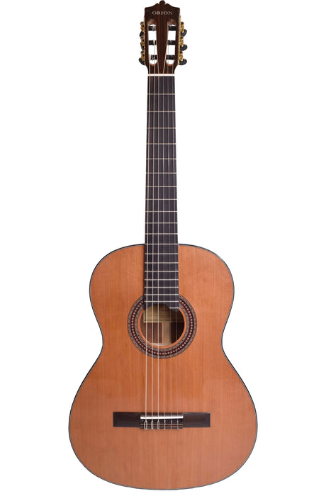 ORION OCG65C Solid Cedar Top Guitar Complete Pack