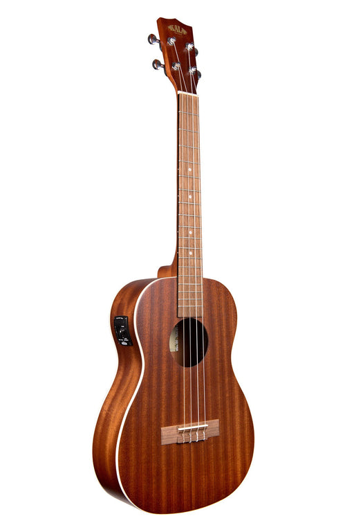 Kala Baritone Ukulele Satin Mahogany with EQ
