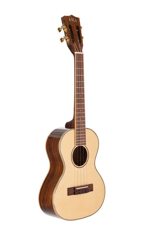 Kala Solid Spruce Top Koa Gloss Tenor