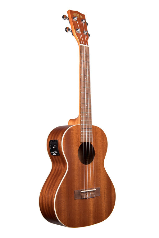 Kala Tenor Ukulele Satin Mahogany with EQ