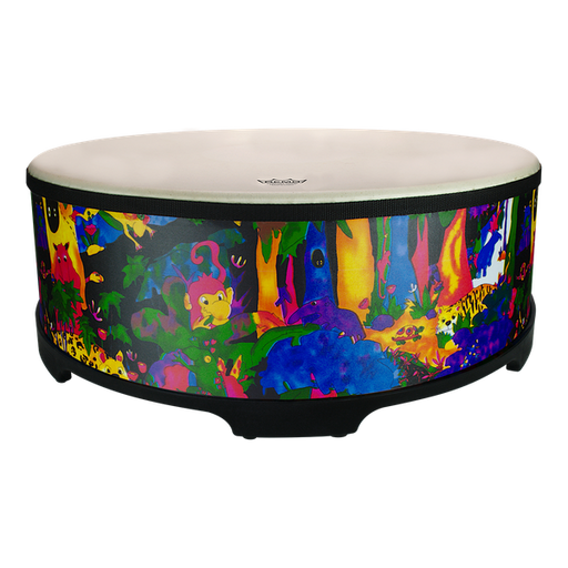 REMO Gathering Drum Comfort Sound Technology® Drumhead