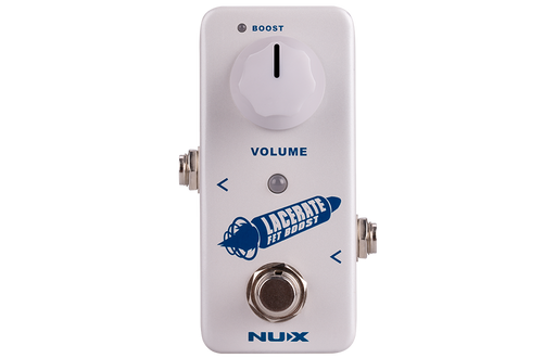 NUX Lacerate Boost Mini Pedal