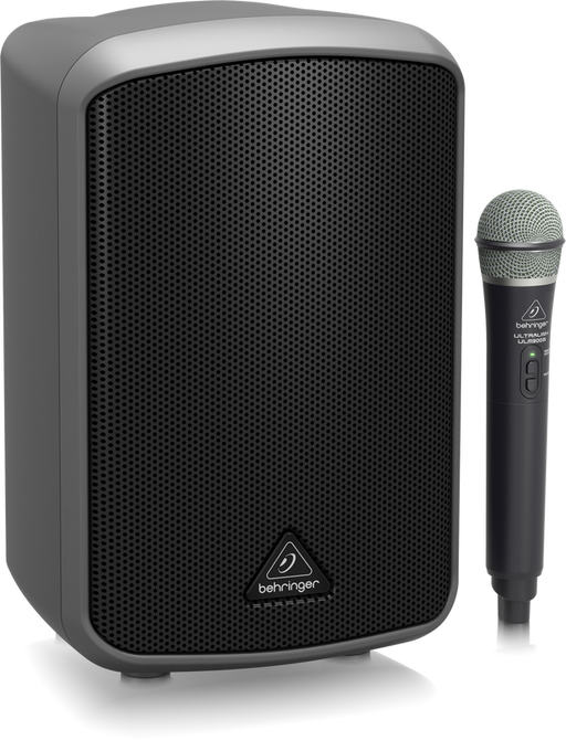 Behringer Europort MPA100BT All-in-One Portable 100W PA System with Wireless Microphone