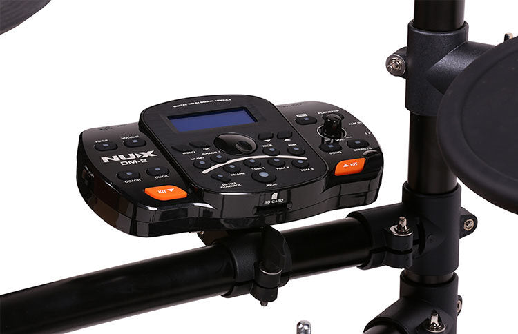NU-X DM2 Portable 8-Piece Electronic Drum Kit