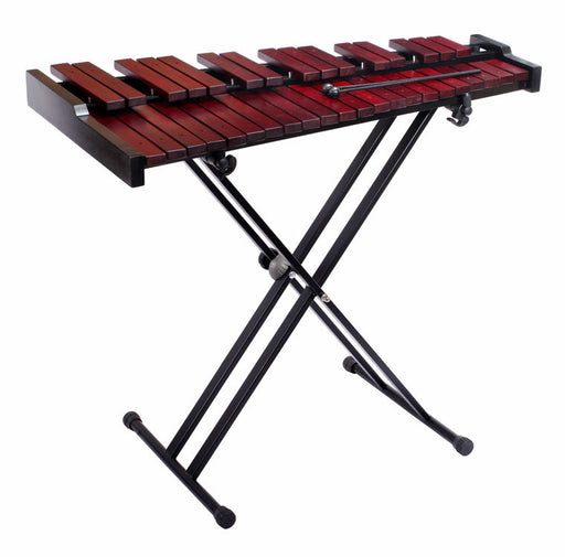 Opus Percussion 37-Note Rosewood Bar Xylophone with Stand & Carry Bag