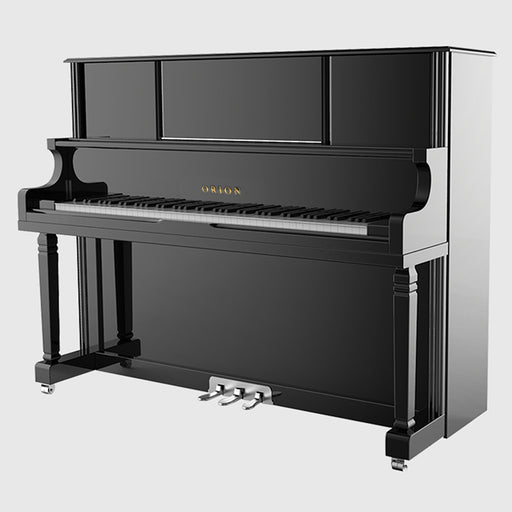 ORION OUP131 Upright Piano Ebony Polish