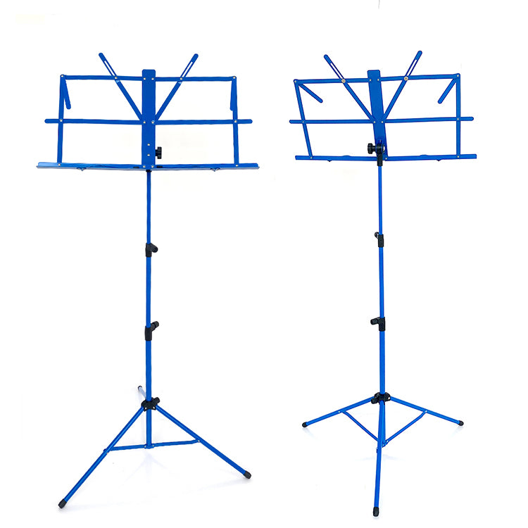 Blue Music Stand with Bag