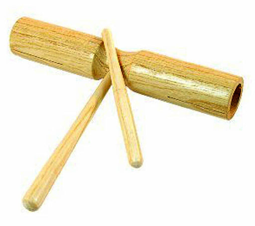 Percussion Plus Wooden Tone Block with Beater