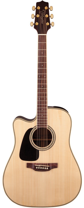 Takamine Acoustic/Electric Guitar G Series 50 Left Hand