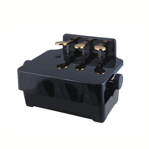 Piano Pedal Extender Height Adjustable - Black