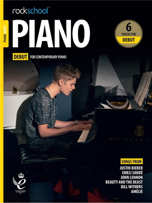 Rockschool Piano Debut to Grade 8 (2019+)