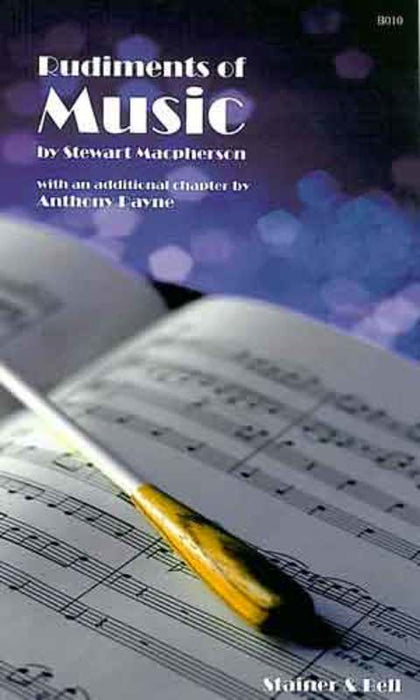 Rudiments of Music by Stewart McPherson