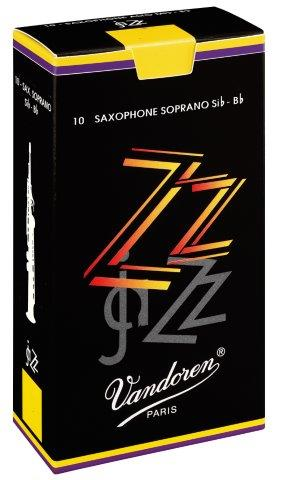 Vandoren Jazz Soprano Saxophone Reed Box of 10