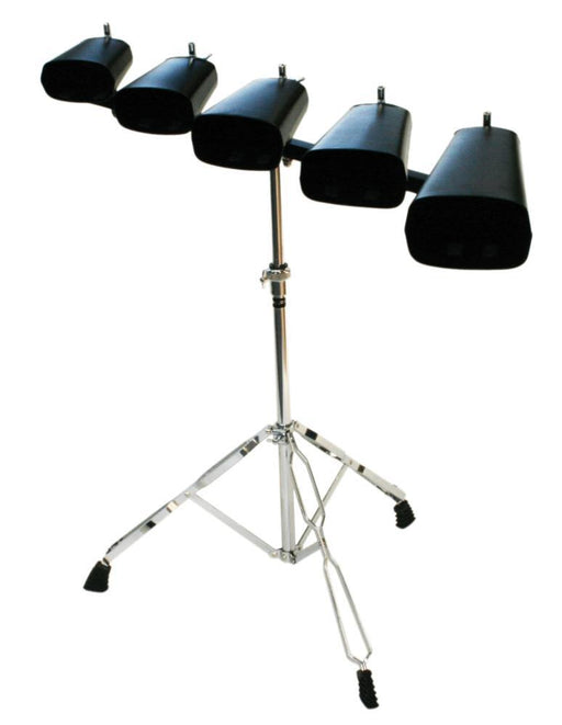 DXP 5 Set Cowbell with Stand