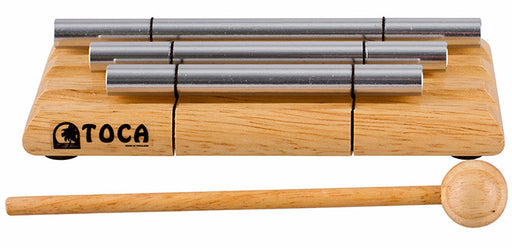 Toca 3-Note Tone Bars with Mallet Hand Percussion Sound Effect