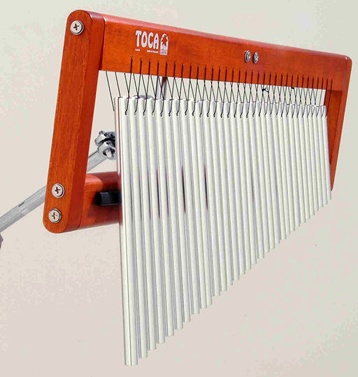 Toca 32 Bar Chimes with Damper Hand Percussion Sound Effect
