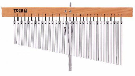 Toca Double Row 70 Bar Chimes Hand Percussion Sound Effect