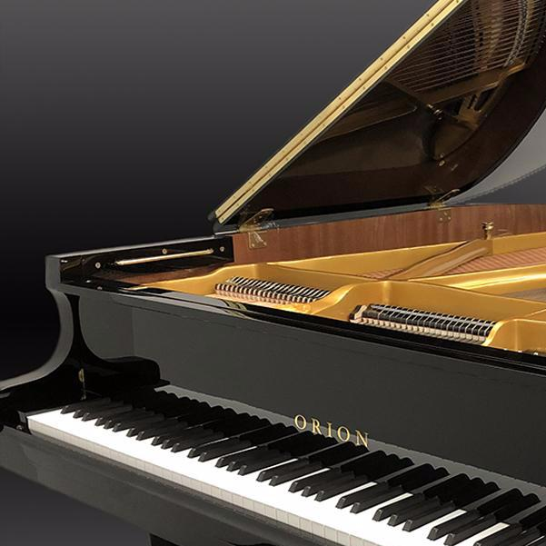 ORION OGP158 Grand Piano Ebony Polish