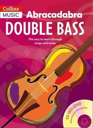 Abracadabra Double Bass Book with 2 CD