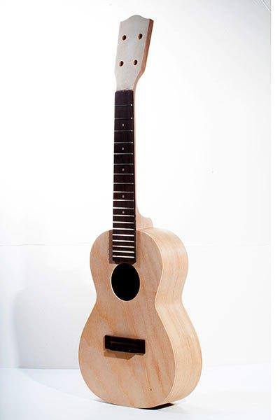 Ohana Concert Ukulele Build-Your-Own KIT