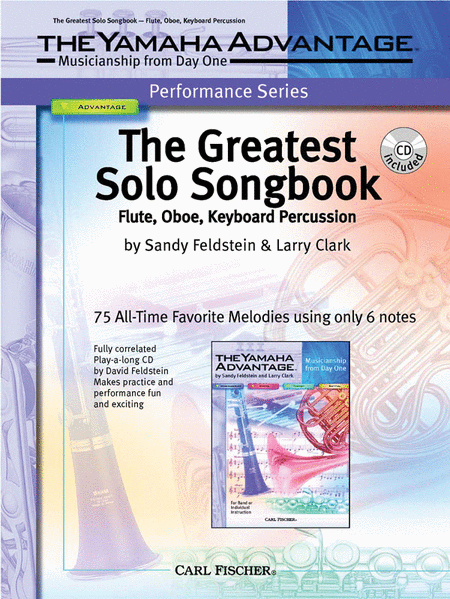 The Greatest Solo Songbook - Trumpet / Euphonium / Baritone TC Book with CD