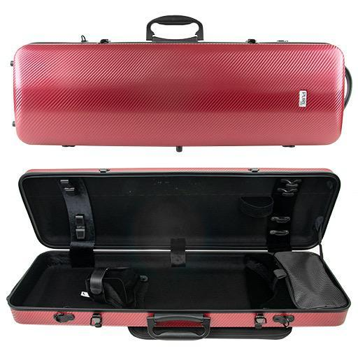 GEWA Pure Polycarbonate Oblong 2.4kg Violin Case