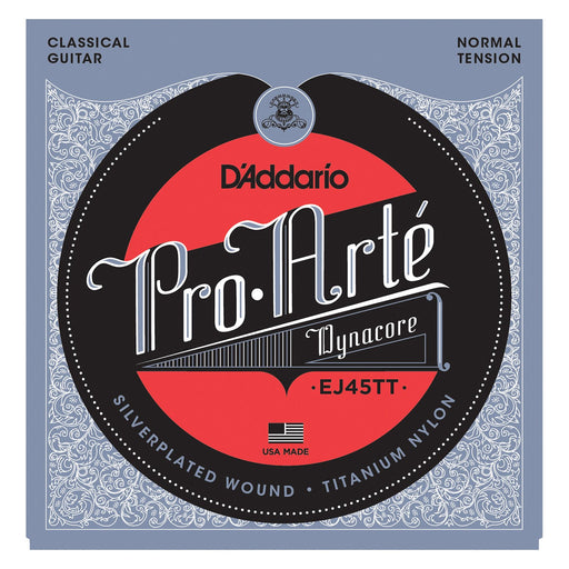 D'Addario Pro Arte Guitar Strings Dynacore Normal Tension