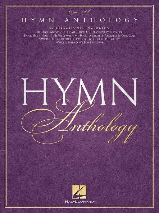 Hymn Anthology Piano Solo