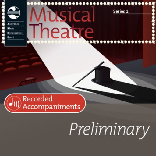 AMEB Musical Theatre Series 1 Recording Accompaniment