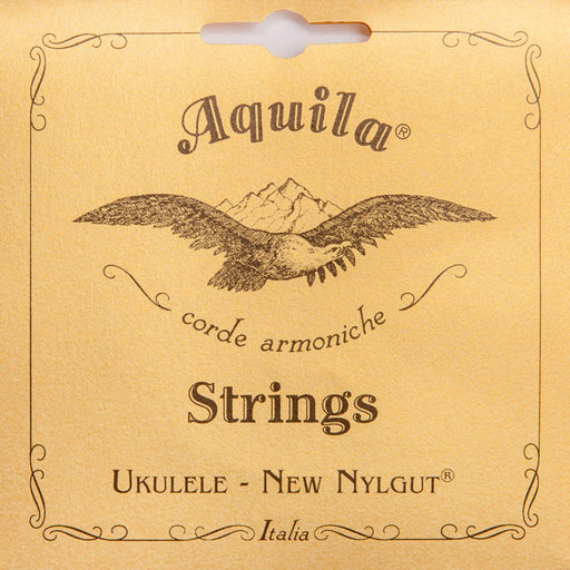 Aquila Nylgut Tenor Ukulele String Set Low G Tuning GCEA