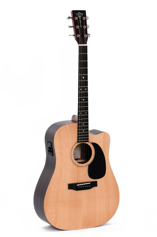 Sigma Guitars SE Series Acoustic Guitar Dreadnought AC/EL Cutaway
