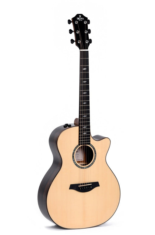 Sigma Guitars Modern Series Acoustic Guitar AC/EL GZCE 3